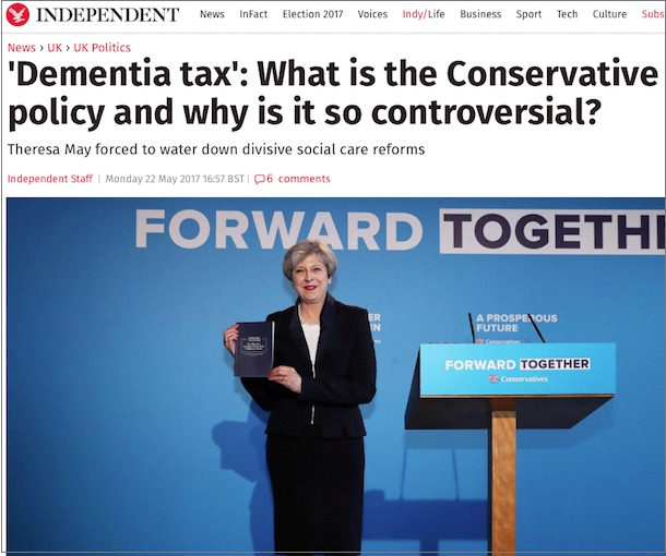 dementia-tax